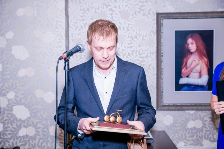 Opus Online OÜ esindaja Kristjan Tamme. Foto: Ljudmilla Kuhto.